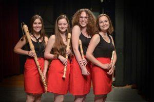 Kvartet zobcových fléten